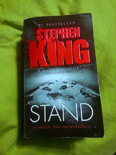 Stephen King Milliebot Reads