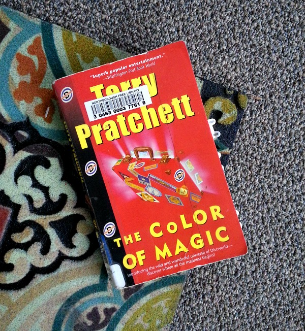 Book Review: The Color of Magic | Milliebot Reads