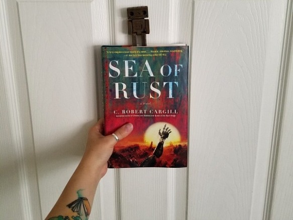 Book Review: Sea of Rust | Milliebot Reads